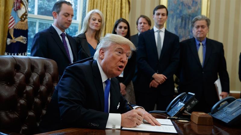 Trump clears Keystone XL, Dakota Access pipelines