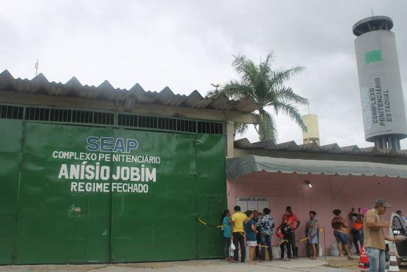 Brasil: rebelião na penitenciária Anísio Jobim já era esperada, afirma advogado