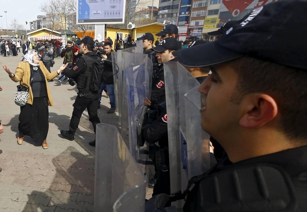 La oposición turca prepara una campaña anti-Erdogan dominada por la represión