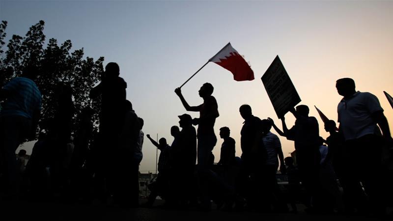 Bahrain executes three men over police killings