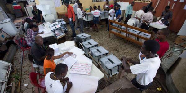Jovenel Moïse fue declarado presidente electo de Haití