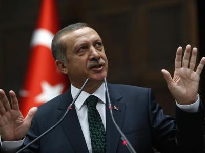 El cambio de bando de Turquía