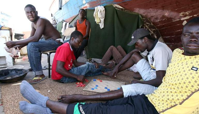 Torture rife in Libyan migrant camps – Germany