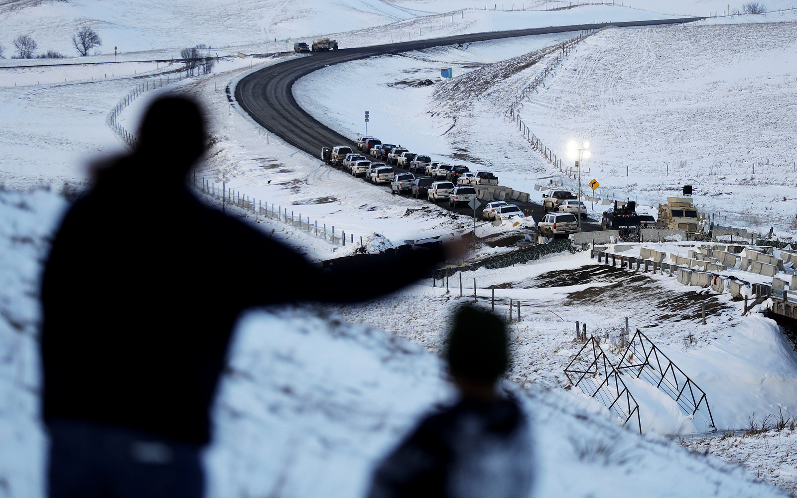 DAPL Opponents Vow 'Fierce Resistance' As Army Corps Grants Last Easement