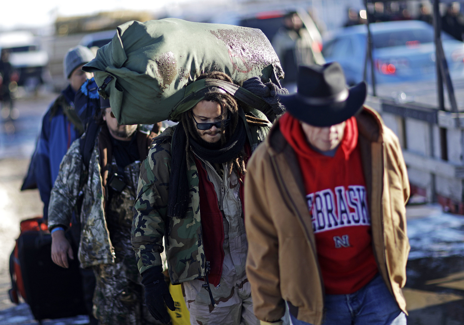 Veterans Throw Support Behind Standing Rock Protesters After Trump Signs Dakota Access Pipeline Memo