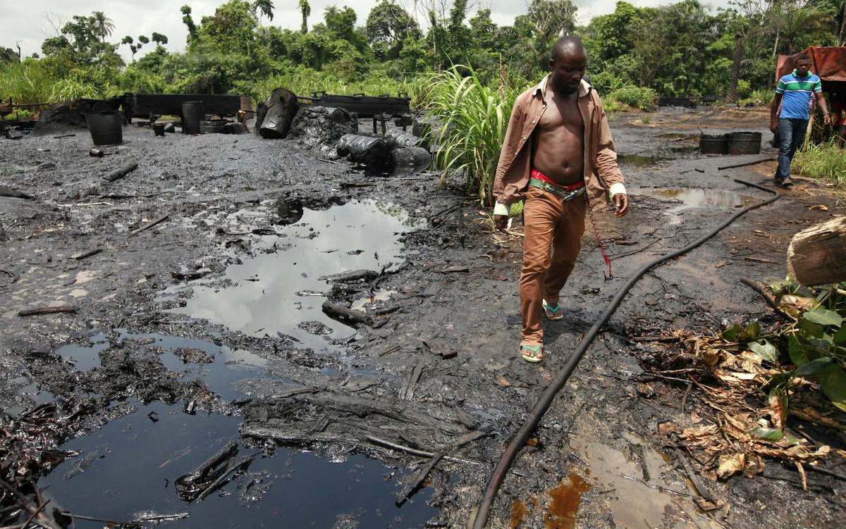 Shell, Eni Charged With Corruption In Billion Dollar Nigerian Oil Deal