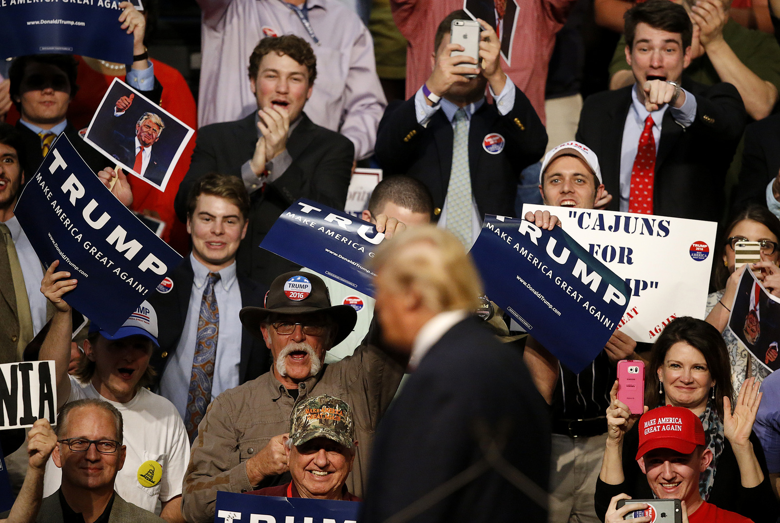 Would America's First Populists Even Recognize Trump's Brand Of Populism?