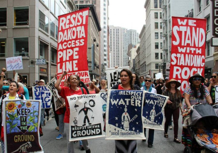 Hundreds of Scientists Take a Stand Against the Dakota Access Pipeline