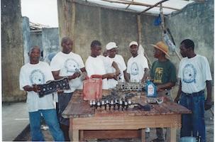 Liberia Community Development Foundation – for sustainable development