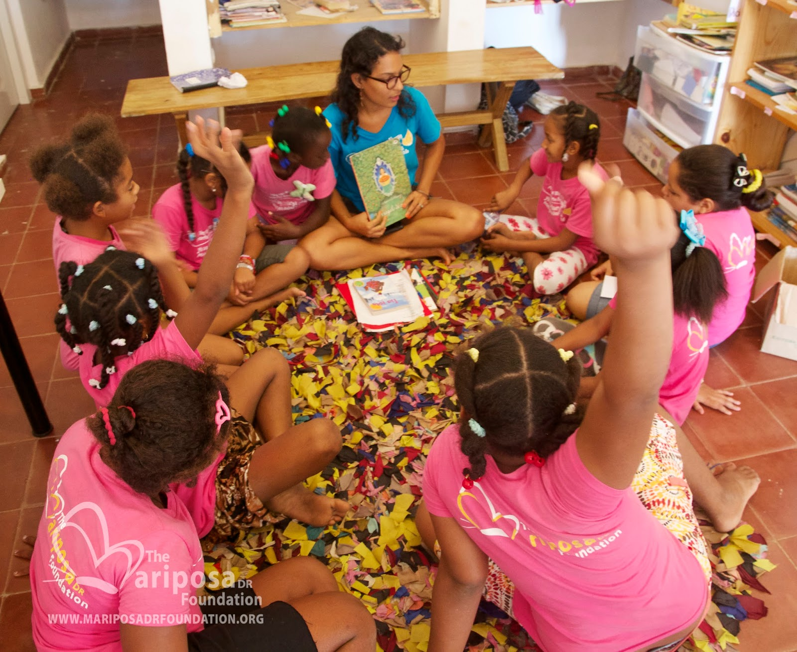 Mariposa DR Foundation – for the empowerment of girls