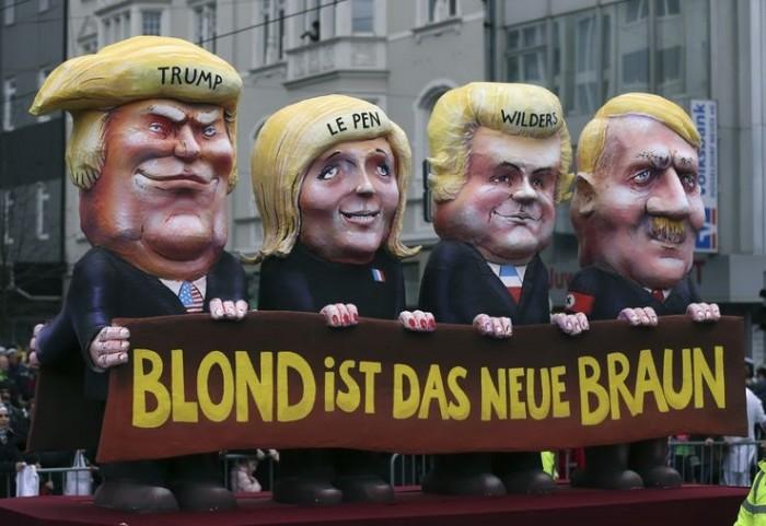 Die Holländer sind glücklich – und lassen sich dennoch vom Umsturz locken