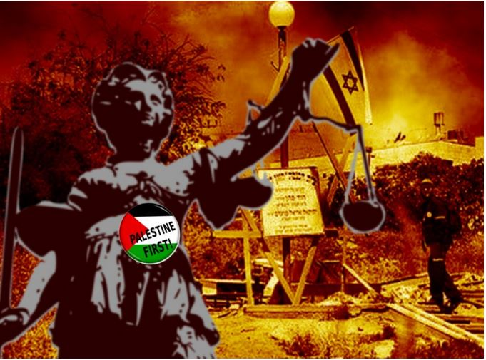 Palestine: Right for Justice!