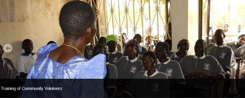 SAF TESO in Uganda – promoting communities and their empowerment