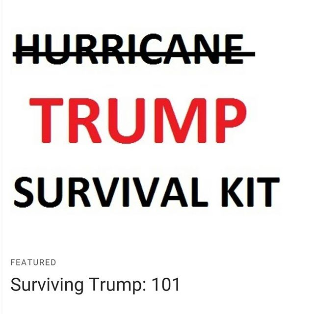 Surviving Hurricane Donald