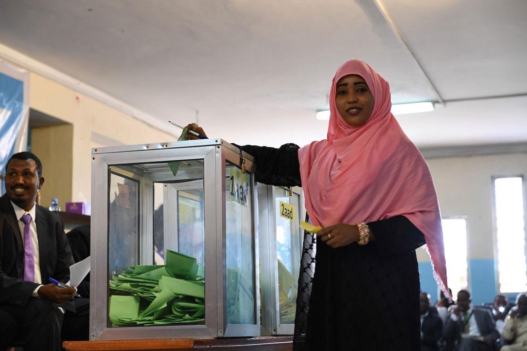 UN reports slow women's political parity; launches latest 'Women in Politics' map