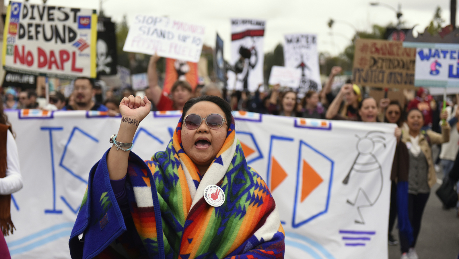 Four Day D.C. March Against Dakota Access Pipeline Begins Today