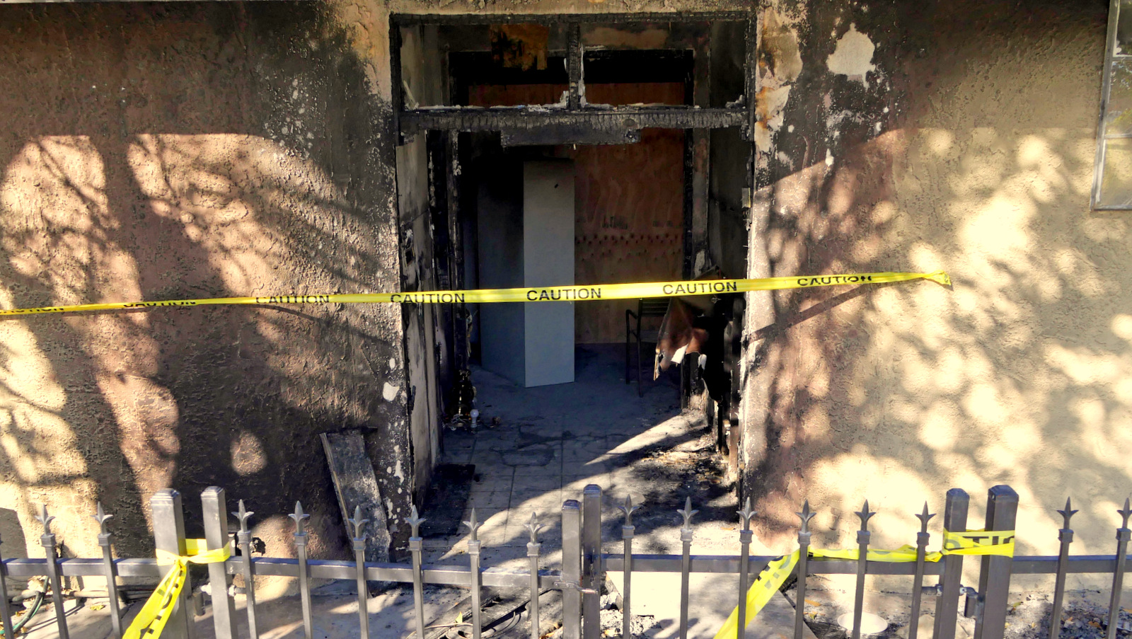 Rash Of Mosque Burnings Stuns American Muslims, Civil Rights Advocates