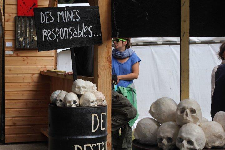 La Bretagne en lutte contre les projets de mines