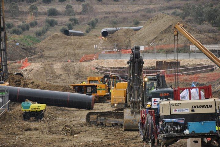 Avec l'accord de la Turquie, l'Europe construit un gazoduc géant