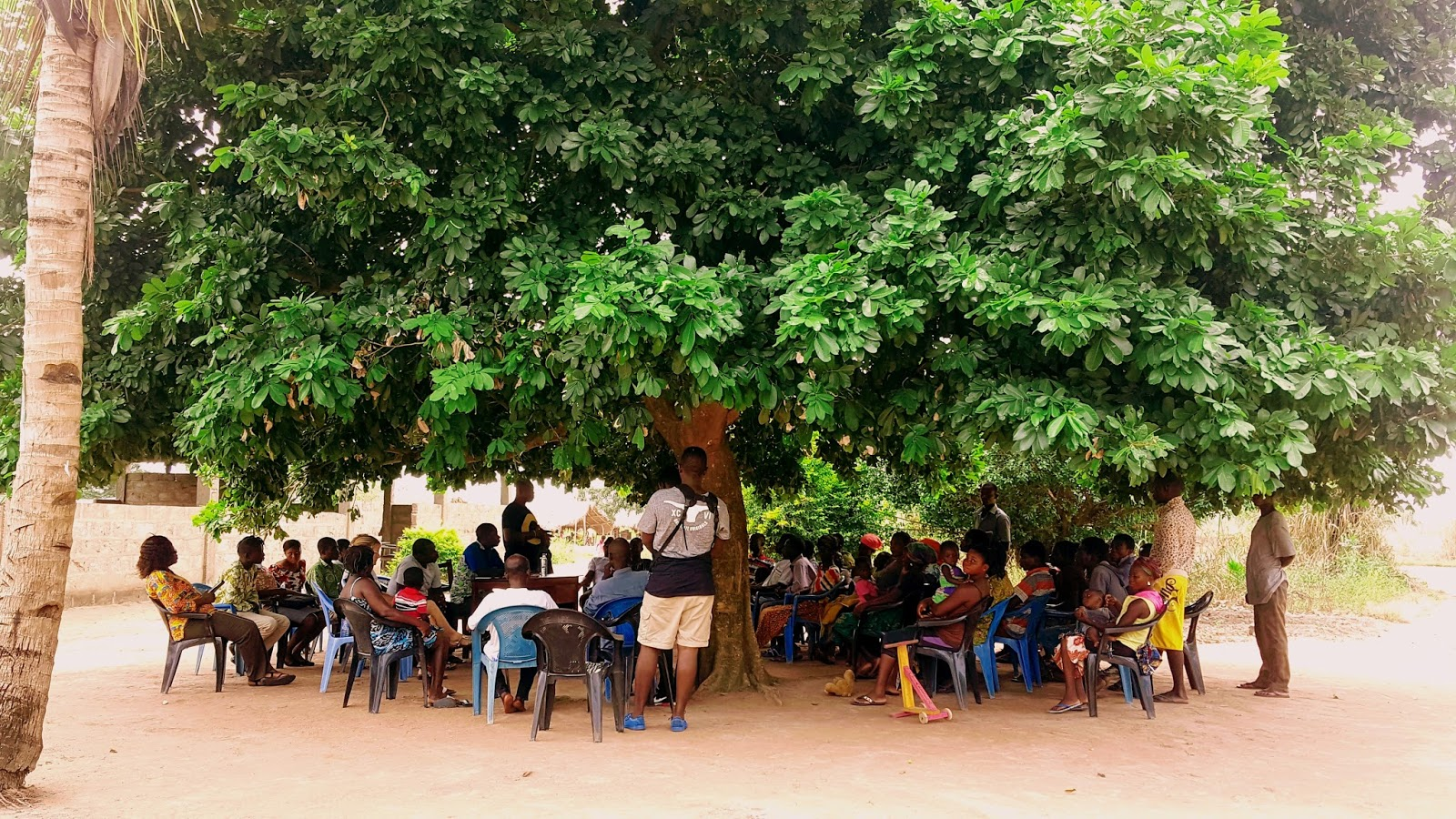 ADANU Ghana – empowerment of communities in Ghana