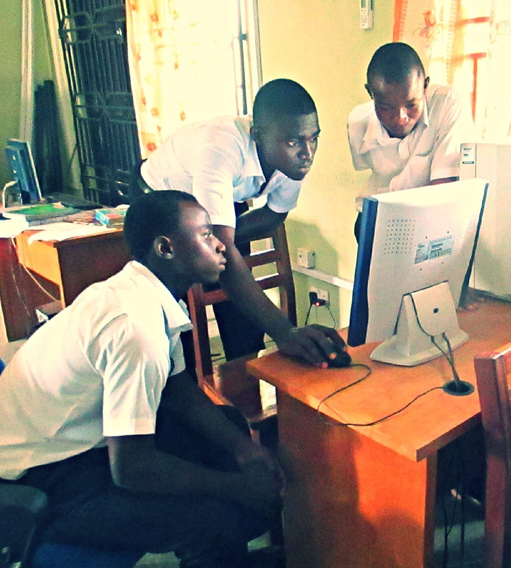 EDP Trust in Ghana – free education for impoverished young people