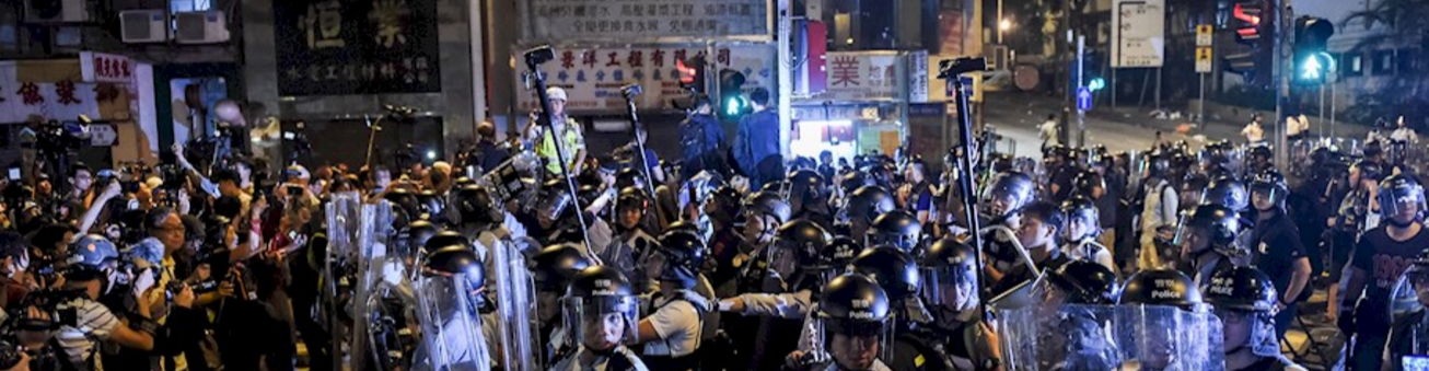 Hong Kong: Nueve personas detenidas en la campaña de represalia de las autoridades contra los activistas en favor de la democracia