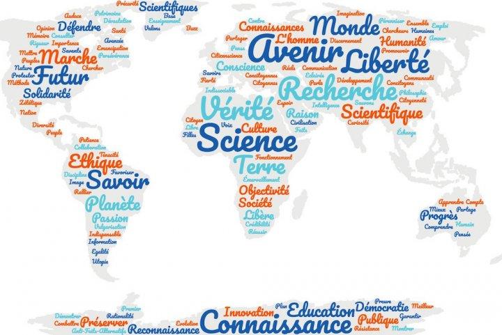 Les chercheurs défendent dans la rue la liberté de la science