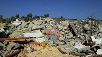 Le parlement israélien adopte une loi pour accélérer les démolitions : 50.000 maisons palestiniennes potentiellement menacées