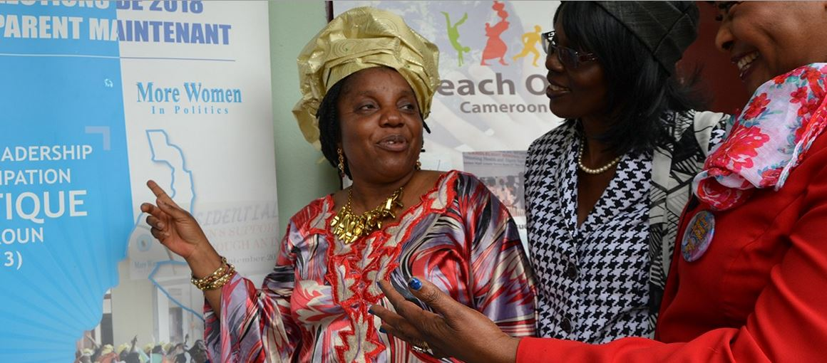 Reach out Cameroon – for community development of rural areas