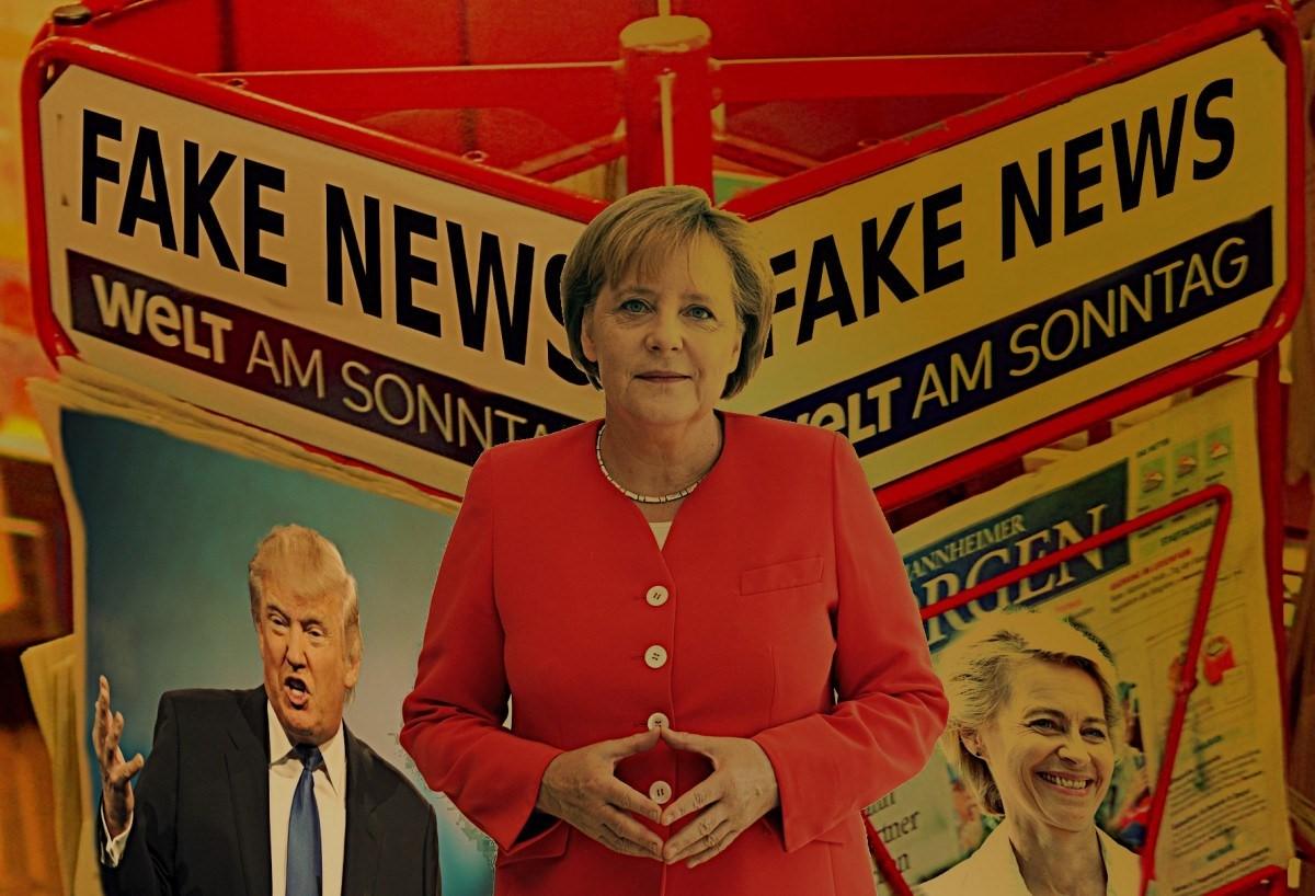 Des faits – au lieu de la diffusion de fake news politiques !