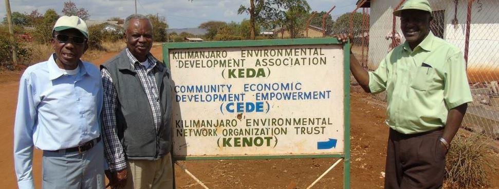 CEDE in the Kilimanjaro Region in Tanzania – Environmental Protection and Social Development