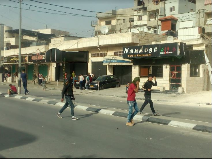 Rallies in the West Bank
