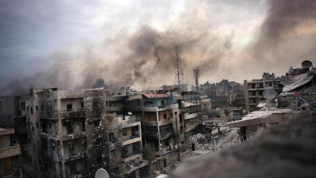 Giftgasangriffe gegen die Menschlichkeit