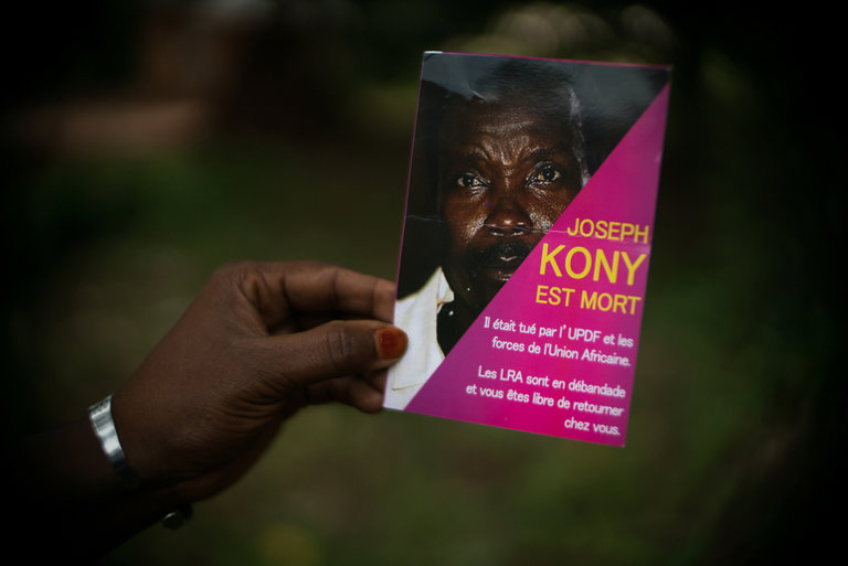 Ordered to Catch a Warlord, Ugandan Troops Are Accused of Hunting Girls