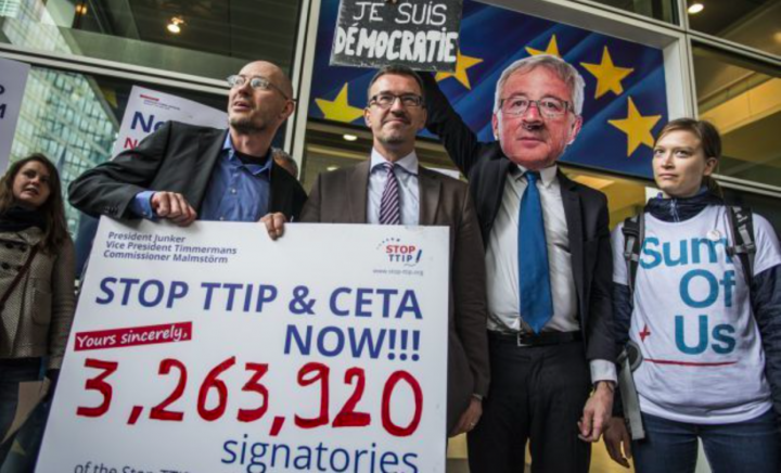 Corte Europea di Giustizia: CETA, TTIP etc da rifare!