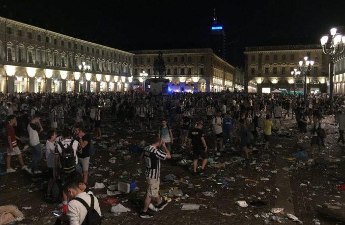 Torino: quando il terrore vince senza colpire