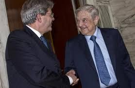 Gli occhi di Soros sull'Italia (e sull'Europa)