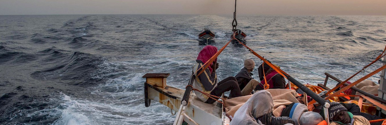 Urge un cambio radical de la fallida política migratoria de la UE