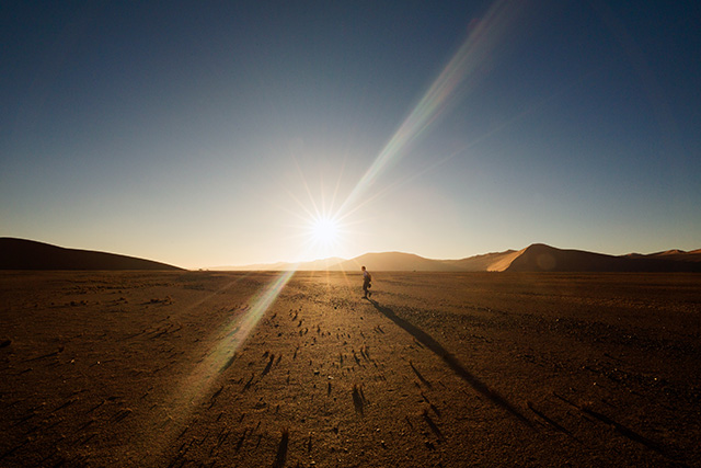 Le voyage… une ouverture d'esprit avant tout…