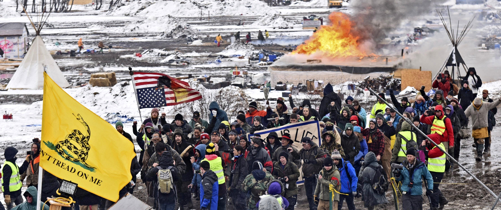 Journalist Charged With Stalking For Filming Dakota Access Pipeline