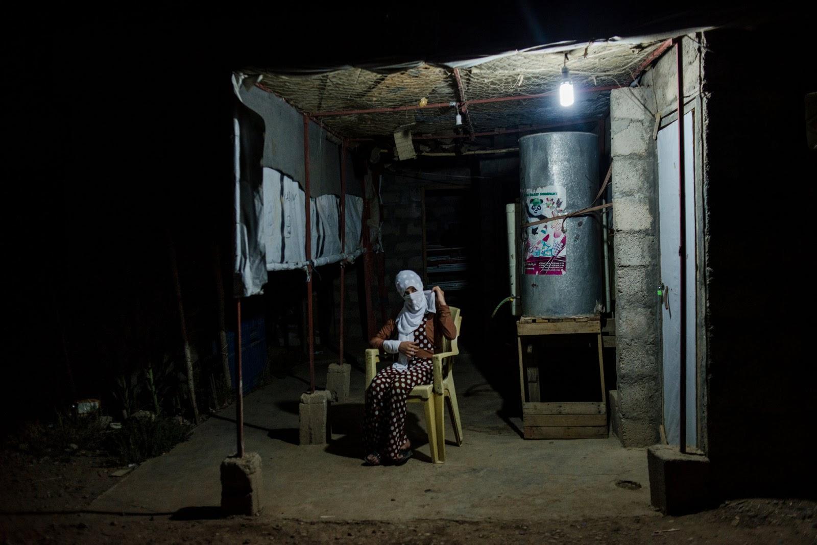 Freed From ISIS, Yazidi Women Return in 'Severe Shock'