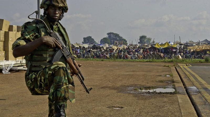 A vueltas con la República Centroafricana