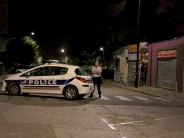 8 wounded in France mosque shooting