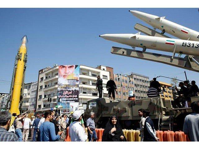 US sanctions Iran over missiles, despite nukes compliance