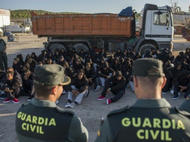 Migrants once again drawn to deadly Spanish route to Europe