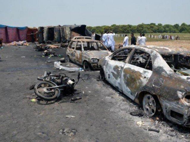 Pakistan orders Shell subsidiary to pay $2.4 million for Bahawalpur tanker blast