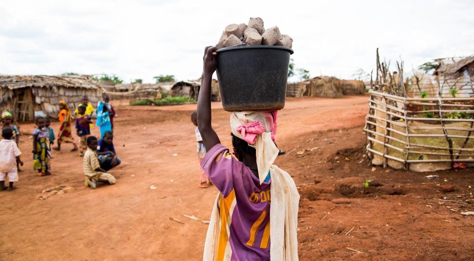 El combustible que ayuda a proteger a las refugiadas