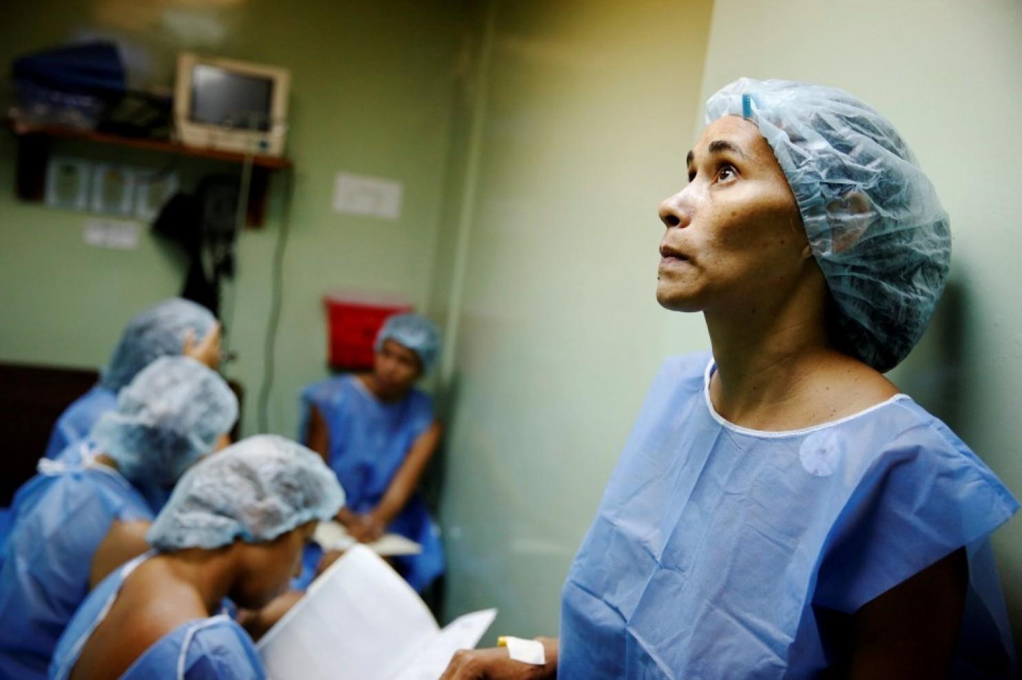 Venezuelan women's response to the country's economic crisis: Get sterilized