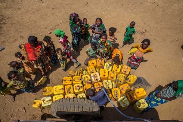 2 Billion People Don't Have Access To Clean Water, Opens up Fissures of Inequality