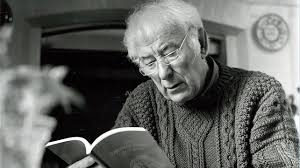 Poem of the day. Seamus Heaney